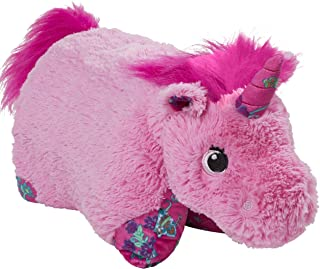 Pillow Pets Colorful Pink Unicorn - 18