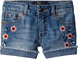 Lucky Brand Kids - Bobbi Denim Shorts in Ryder Wash (Toddler)