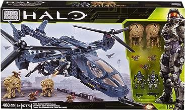 Mega Bloks Halo Flood Hunters UNSC Falcon