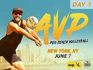 2019 Gold Series AVP New York City Open - Day 1