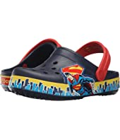 Crocs Kids - Crocband Superman Clog (Toddler/Little Kid)