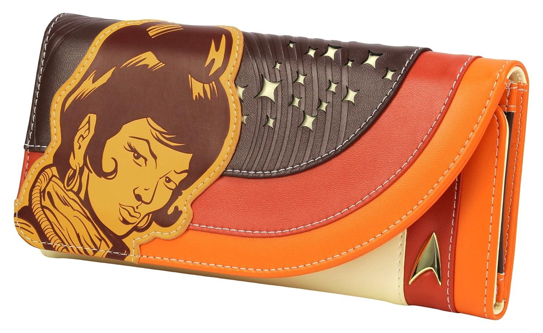 Star Trust Trek: The Original Series - OFFicial mail order Uhura Retro Space Ladies Wallet