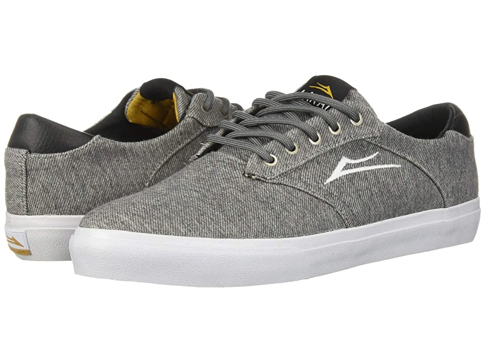 Lakai Porter (Grey Textile 1) Men