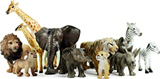 wooden zoo animal toys