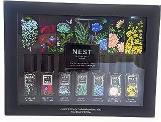 NEST Fragrances 7 Piece Eau De Parfum Coffret Rollerball Collection -