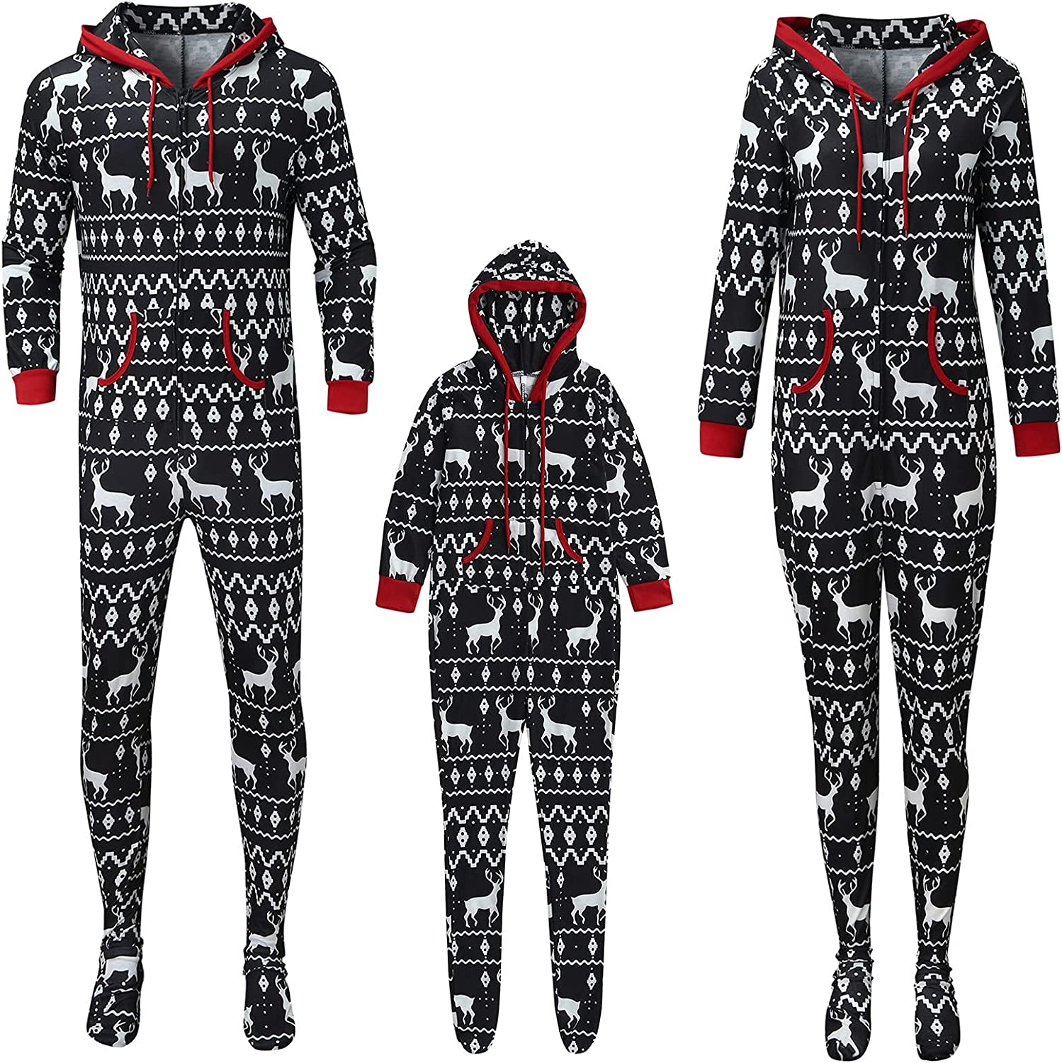 Matching Family Clearance SALE Limited time Pajamas Sets Holiday Christmas PJs wit Max 54% OFF