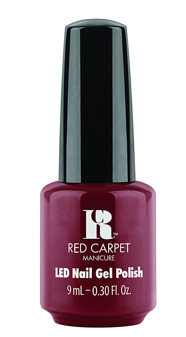 グレートオークとは異なり敬意を表してRed Carpet Manicure - LED Nail Gel Polish - You Like Me, You Really Like Me - 0.3oz / 9ml