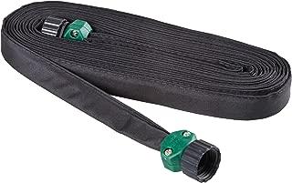 install soaker hose raised bed