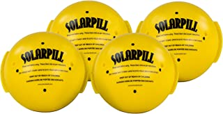 Aquapill Solar Pill Liquid Solar Blanket for 12,000 gallons Pools(Various Pack Sizes) (4)