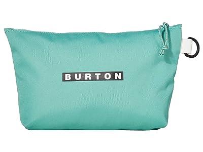 Burton Utility Pouch Medium (Buoy Blue/Orangeade) Wallet