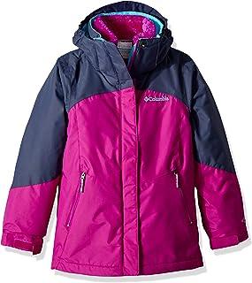 Columbia Girls' Bugaboo II Fleece Interchange Jacket, Thermal Reflective Warmth
