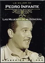 LAS MUJERES DE MI GENERAL & SOBRE LAS OLAS [ 2 DVD'S] [NTSC/Region 1 and 4 & dvd & Import - Latin America]..Spanish Audio with Spanish, English. Portugues and Frech Subtitles