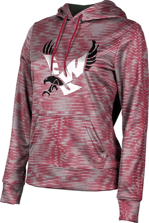 ProSphere Eastern Washington University Girls' Pullover Hoodie, School Spirit Sweatshirt (Velocity)