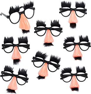 Best costume glasses with nose Reviews