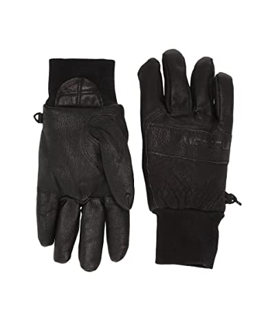 Flylow Ridge Gloves (Black) Ski Gloves