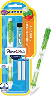 Paper Mate Clear point 0.7mm Mechanical Pencil With Leads And Eraser