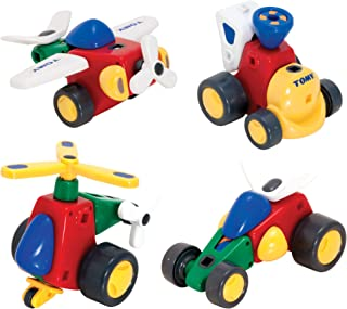 Toomies Constructables Vehicles