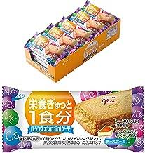 江崎グリコ バランスオンminiケーキ チーズケーキ 20個 栄養補助食品 ケーキバー