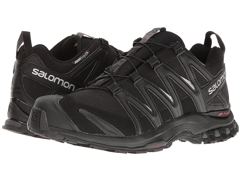 Salomon XA PRO 3D CS WP (Black/Black/Magnet) Men