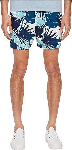 Charles 5 Cote D'Azure Palms Swim Shorts