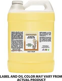 Cocojojo 1 Gallon Pure Massage Oil with 100% Neroli Oil Oil - Bulk Massage Oil At Wholesale Lot Price