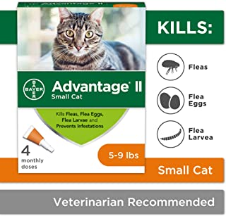 Best systemic flea control cats Reviews