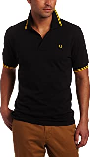 Men's Twin Tipped Polo Shirt-m1200
