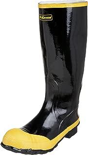 "LaCrosse Men's Economy Knee 16"" Steel Toe Work Boot"