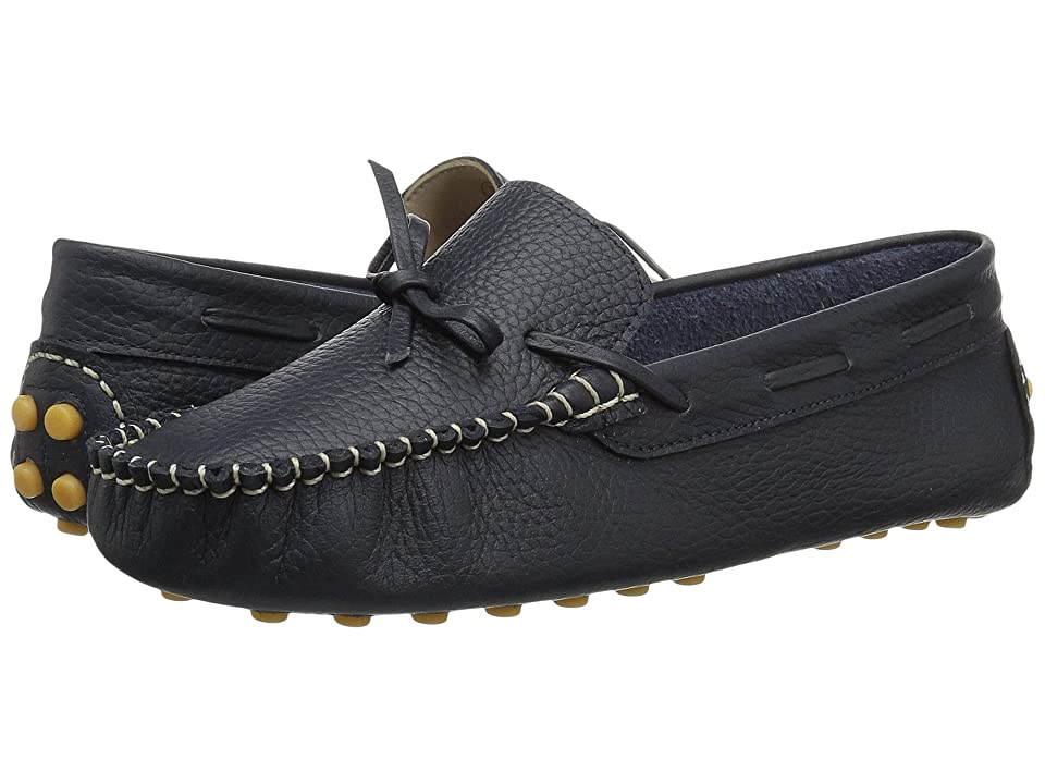 Elephantito Driver Loafers (Toddler/Little Kid/Big Kid) (Navy) Boys Shoes
