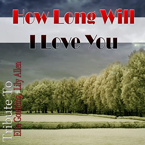 Download how long will i love you string quartet sheet music by.