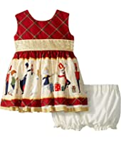 fiveloaves twofish - Nutcracker Party Dress (Infant)