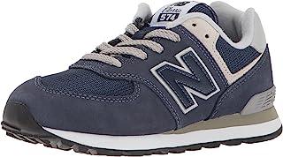 New Balance unisex-child 574v1 Essentials Sneaker