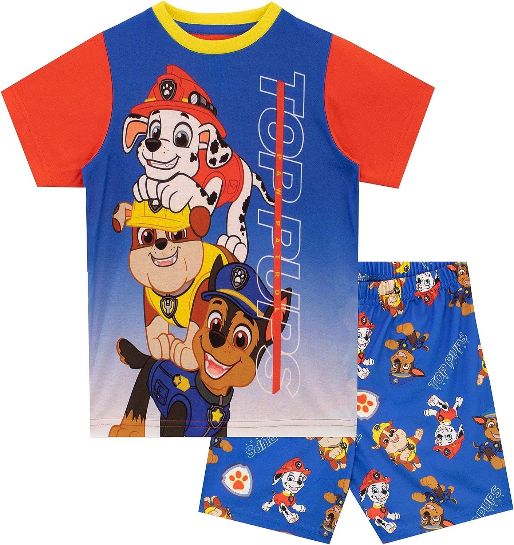 Paw Patrol Boys' Pajamas