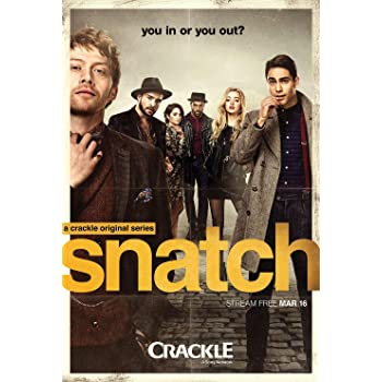 Snatch Movie Poster 70 X 45 cm