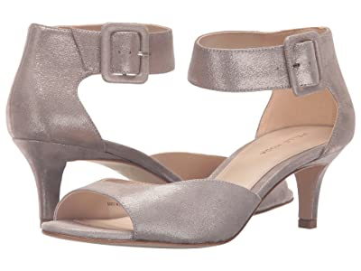 Pelle Moda Berlin (Taupe Shimmer Suede) High Heels