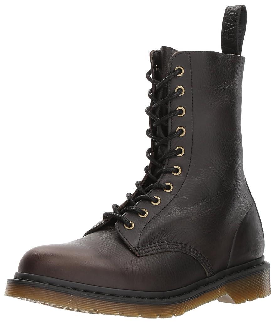 防止ナイロンシガレット[ドクターマーチン] ユニセックス?アダルト 1490 Black Harvest Leather