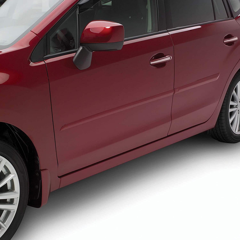 Subaru 2015-2020 STI Sale special price WRX Genuine Door Body Set MOLDINGS Popular products OEM Side