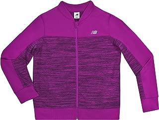 Girls' Big Athletic Full Zip Jacket