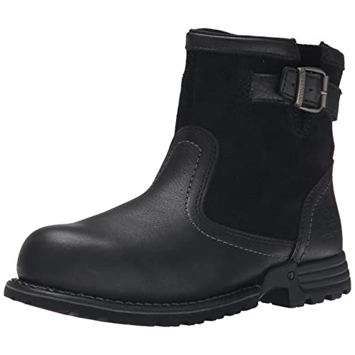 Caterpillar Womens Jace St/Black Industrial Boot