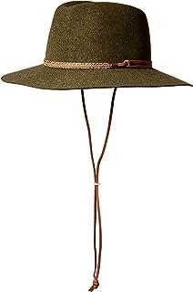 efbabbe8c2d Amazon.com  Greens - Fedoras   Hats   Caps  Clothing