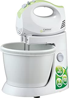 Cornell CSM8007HP Cake Mixer with 2.5 L Bowl, 250W,White