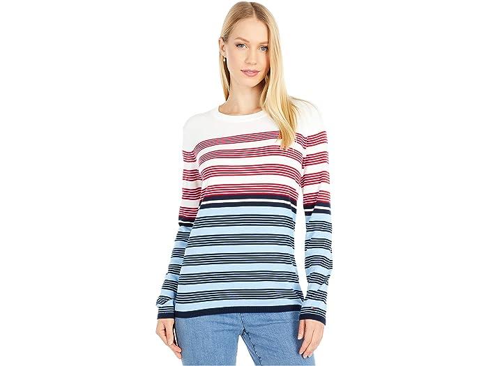 Tommy Hilfiger Multi Stripe Lucy Sweater