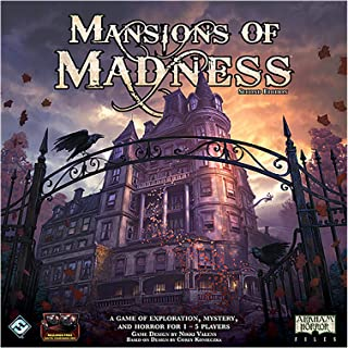 Mansions of Madness 2nd Edition Board Game