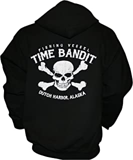 Time Bandit Pull Over Hoody Next Generation Design
