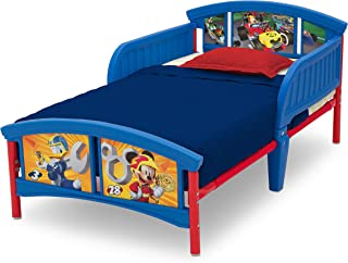 Disney Mickey Mouse Plastic Toddler Bed by Delta Children