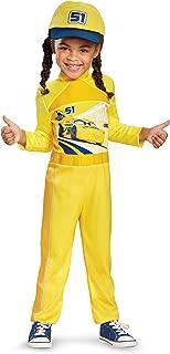 Cars 3 Cruz Classic Toddler Costume, Yellow, Medium (3T-4T)