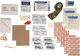 Scout Personal First-Aid Kit - Build-A-Kit Supply Bundle (Contains All Required Items to Comply with First Aid Requirement...