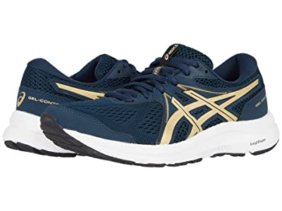 ASICS GEL-Contend(r) 7 (French Blue/Champagne) Women