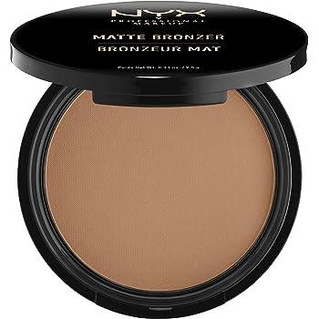 NYX Professional Makeup Matte Body Bronzer, Polvere compatta, Shimmer Free, Medium
