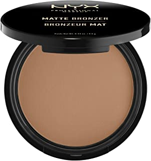 NYX PROFESSIONAL MAKEUP Matte Bronzer, Medium 03